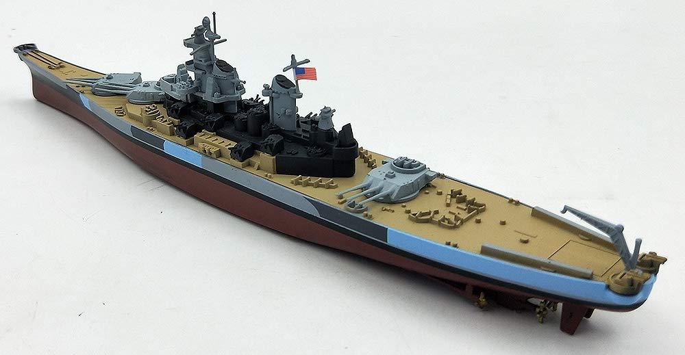 Amazon com: FloZ WWII USA USS Missouri 1944 1/1000 diecast