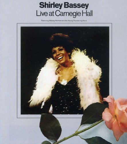Live At Carnegie Hall /  Shirley Bassey by Bgo