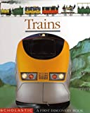 img - for Trains (First Discovery Books) book / textbook / text book