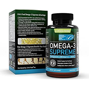 Amazoncom Now Ultra Omega 3 Fish Oil180 Softgels Health