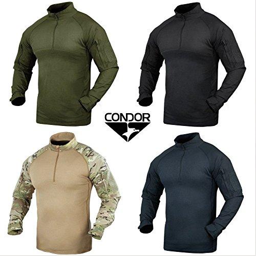 Condor Combat Shirt, OD Green
