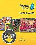 Rosetta Stone Dutch Level 1-3 Set [Download]