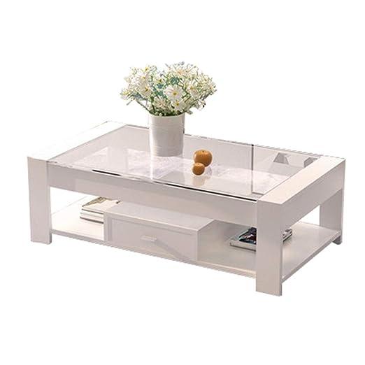 Xu-table Mesa de Trabajo de salón, jardín Entretener Leer Mesa ...
