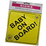 Baby on Board Child Safety includes 2...