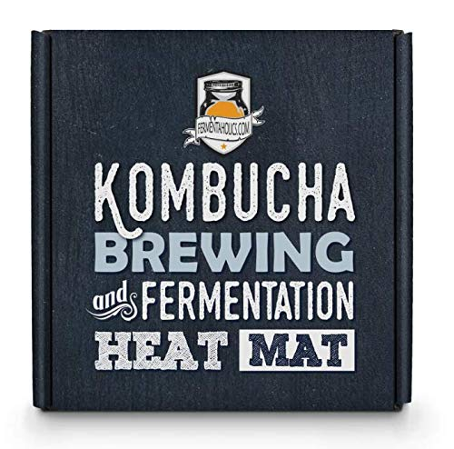 Kombucha Brewing and Fermentation Heat Wrap Mat