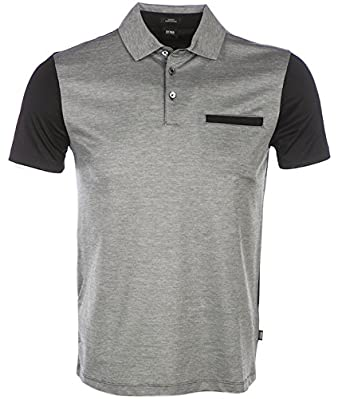 Boss Hugo Polo Shirt Place 11 In Black Amazon De Bekleidung