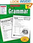 Scholastic Success with Grammar: Grade 3