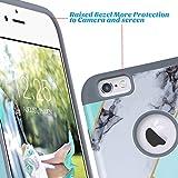 iPhone 6S Case,iPhone 6 Case, ULAK Slim Dual