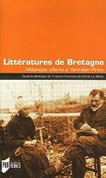 Littératures de Bretagne : Mélanges offerts à Yann-Ber Piriou