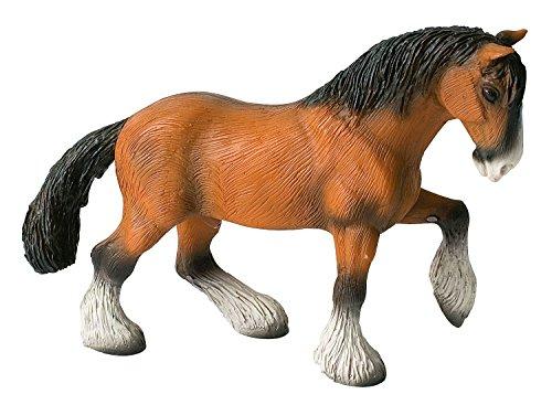 Bullyland Shire Horse Gelding Action Figure