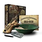 Gold Rush Deluxe Panning Kit - 1 Pound of PayDirt Included …