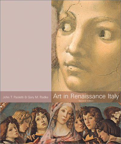 Art in Renaissance Italy, Second Edition