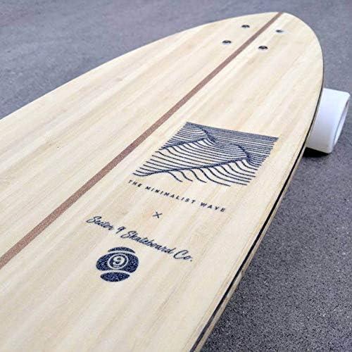 Sector 9 Mens Basilisk Complete Skateboard