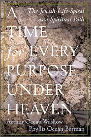Amazon a time for every purpose under heaven the jewish life a time for every purpose under heaven the jewish life spiral as a spiritual path 1st edition fandeluxe Images