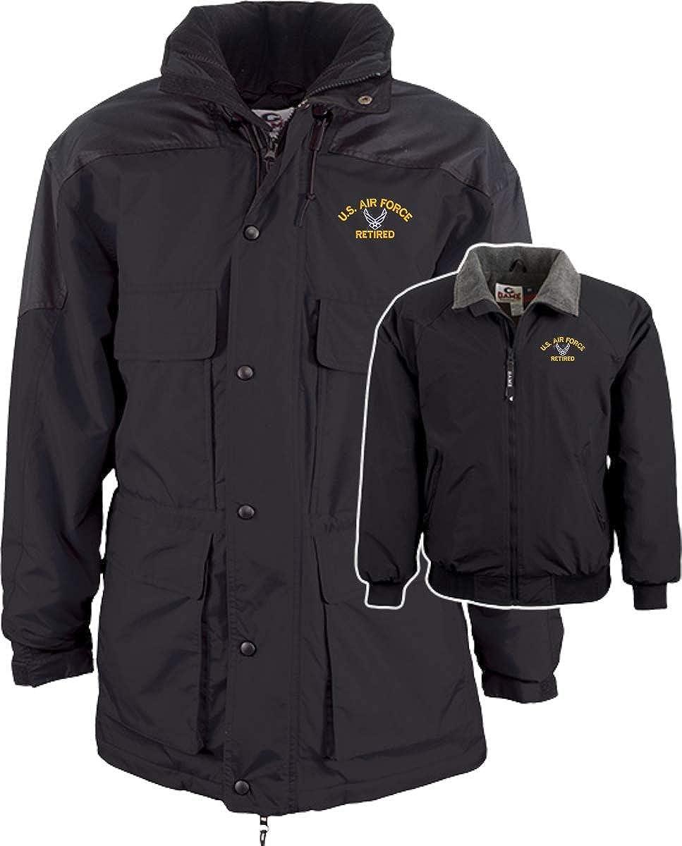 Air Force Hap Arnold Wings Retired Game Sportswear Yukon 3-in-1 Jacket U.S