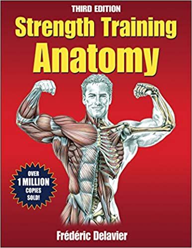 strength training anatomy 3rd edition frederic delavier