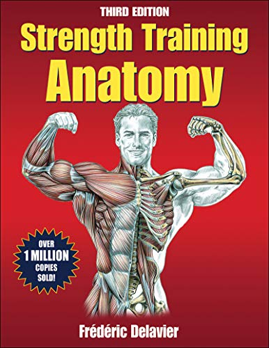 Strength Training Anatomy, 3rd -