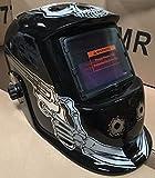 USA seller: TTT Auto Darkening Solar Powered Welders Welding Helmet Mask With Grinding Function
