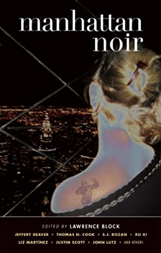 book cover of Manhattan Noir