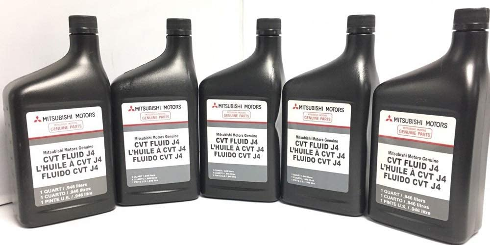 Genuine Mitsubishi J4 (J1) CVT Transmission Fluid