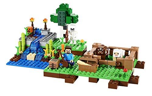 Lego 21114 Minecraft La Granja Multicolor Amazon Es Juguetes Y