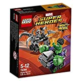 Lego Mighty Micros Hulk Vs Ultron, Multi Color