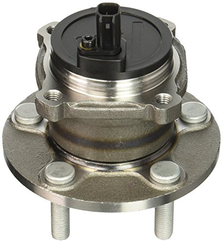 WJB WA512411 - Rear Wheel Hub Bearing Assembly - Cross Reference: Timken HA590322 / Moog 512411 / SKF ()
