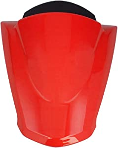 Motorcycle Rear Seat Cowl Passenger Pillion Fairing Tail Cover For Kawasaki Ninja 250R ZX250R EX250 2008-2012 (Red)