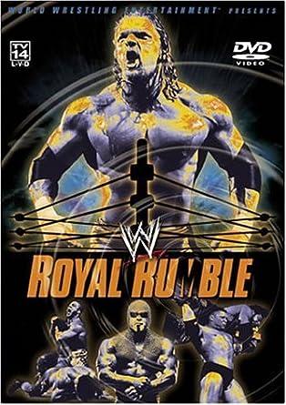 WWE Royal Rumble [Reino Unido] [DVD]: Amazon.es: Kurt Angle, Chris Benoit, Paul Levesque, Mark Calaway, Scott Steiner, Lance Storm, Darren Matthews (II), Mark LoMonaco, Devon Hughes, Paul Wight, Chris Jericho, Brock Lesnar,