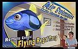 William Mark Air Swimmer. Control Remoto Flying Regal Tang y aire Nadadores Clownfish 2Pack–hace un gran regalo para cualquier ocasión.