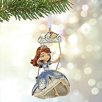 Disney Sofia The First Sketchbook Christmas Holiday Ornament