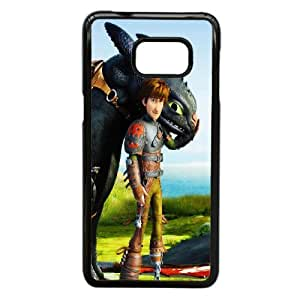 Lovely How to Train Your Dragon Phone Case For Samsung Galaxy S6 Edge Plus B57286