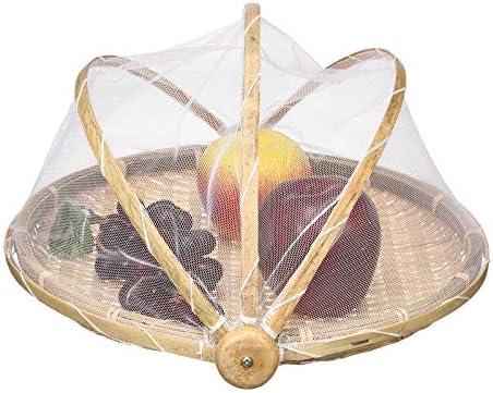 Enjoyable Huiqule Bamboo Bread Basket Insect Proof Kitchen Organizer Beutiful Home Inspiration Aditmahrainfo