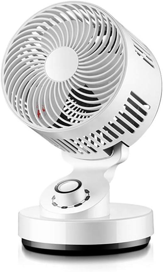 XLKP888 Ventilador de Escritorio Circulador de Aire Ventilador ...