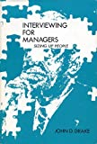 Interviewing for Managers, John D. Drake, 0814452698