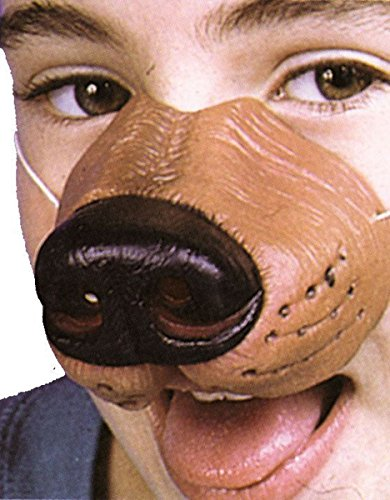 Disguise Costumes Dog Nose Child