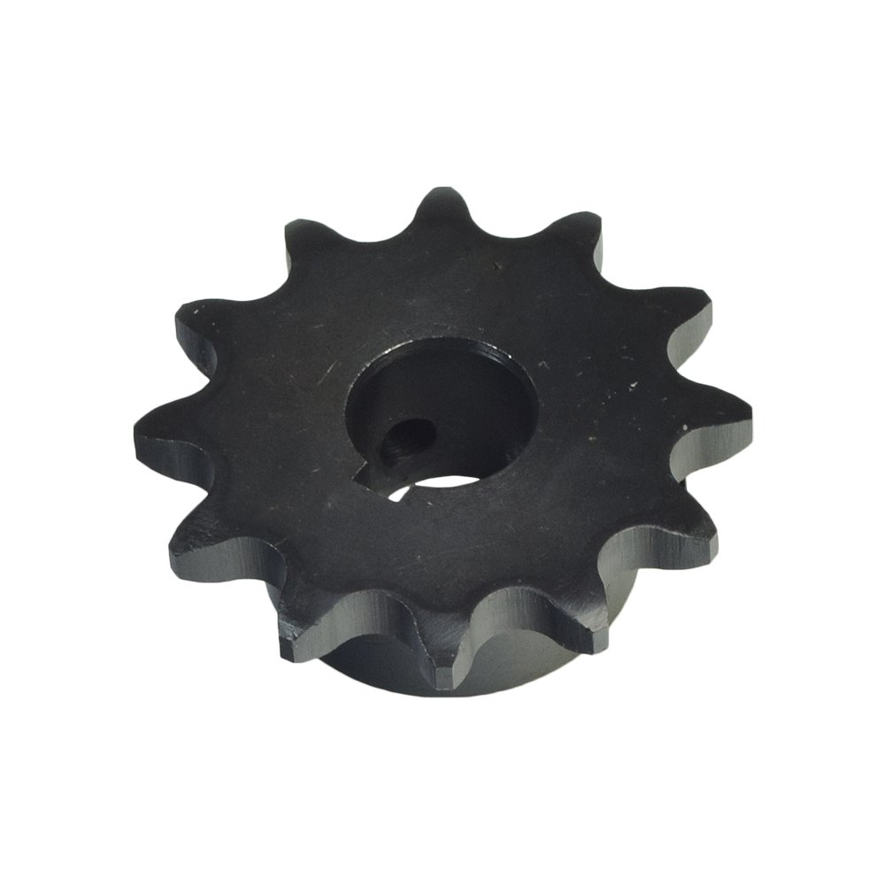 AlveyTech #40//41 Chain 12 Tooth Jackshaft Sprocket with a 5//8 Bore for Go-Karts /& Mini Bikes