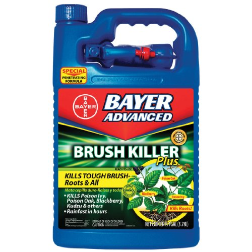 Bayer Advanced 704655 Brush Killer Plus Ready-To-Use, 1-G...