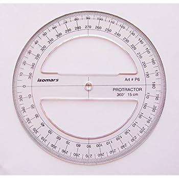 Isomars Protractor 360
