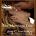 The Marriage List: New York Nights, Book 1 Audiobook by Jean Joachim Narrated by Jim Roberts