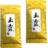 Japanese Tea Shop Yamaneen Gyokuro tea Green tea of the highest quality tea Uji-shi, Kyoto 100g. x 2packs