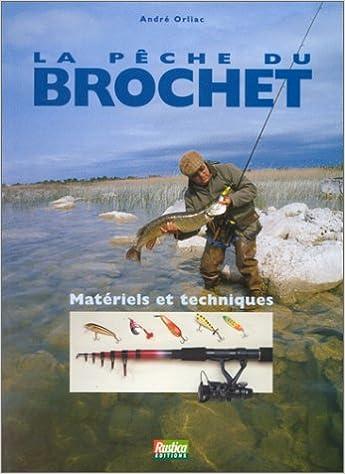 Livre La pêche du brochet pdf