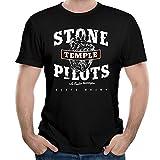 Men's Stone Temple Pilots Black Heart T-Shirts