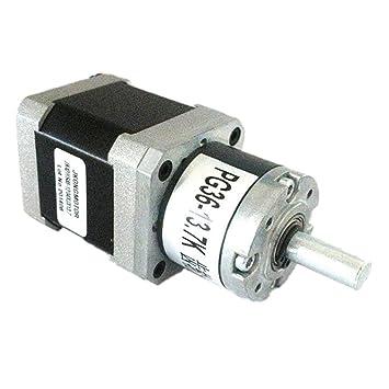 kesoto Impresora 3D Fases 4 Cables Motor Paso A Paso 12V 0.3A 0.22 ...