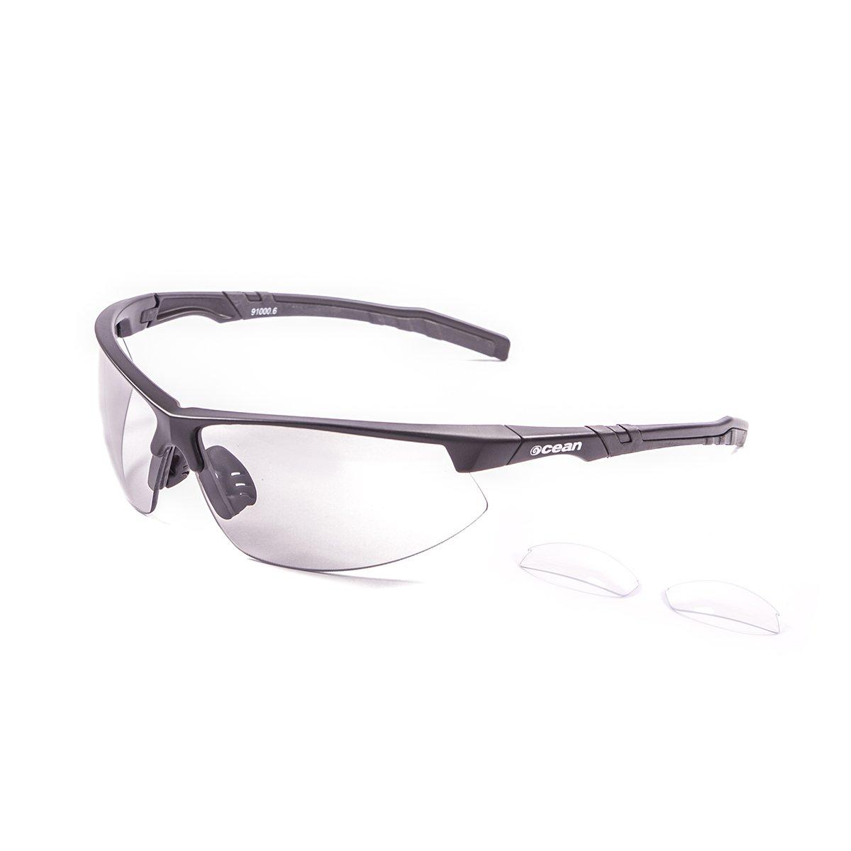 9a5aabd5d7 Ocean Sunglasses Lanzarote - Gafas de Sol- Montura : Negro Mate - Lentes :  Fotocromáticas (91000.6): Amazon.es: Deportes y aire libre