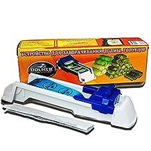 Multifunction Sushi Maker Machine Vegetables Meat Roller Helper Grape Cabbage Leaf Roller,Sushi Rolls Made Easy