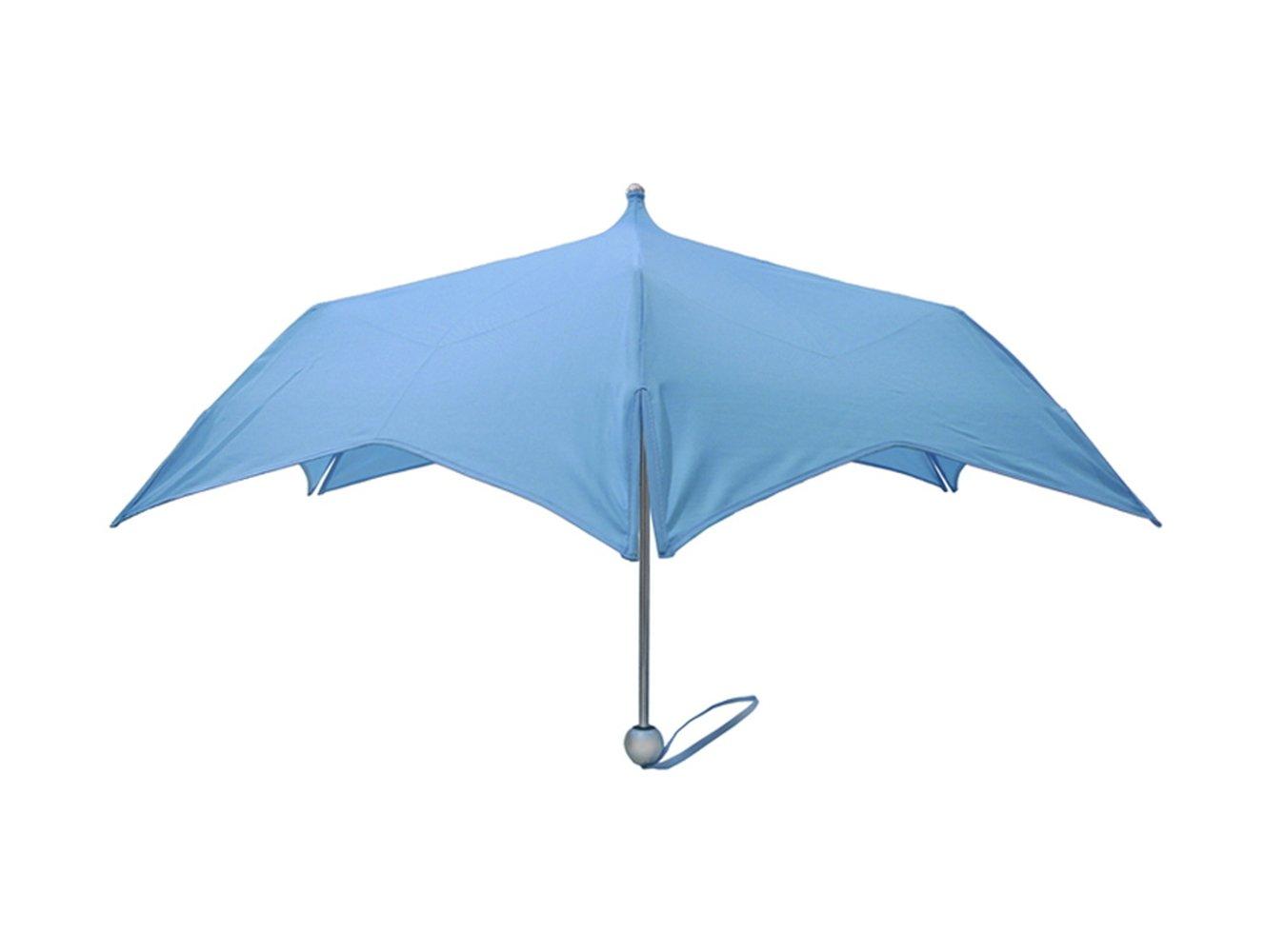 【正規輸入品】 ディチェザレ デザイン マルガリータ スーパーミニ 1 トーン 全3色 折りたたみ傘 手開き 日傘/晴雨兼用 ターコイズ 12本骨 55cm グラスファイバー骨 テフロン加工 B00T7RFFUC ターコイズ ターコイズ