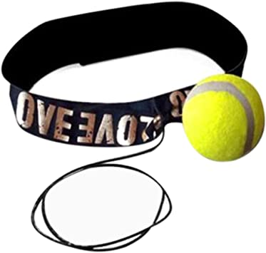 Pochers® - Pelota con banda de cabeza para entrenamiento de ...
