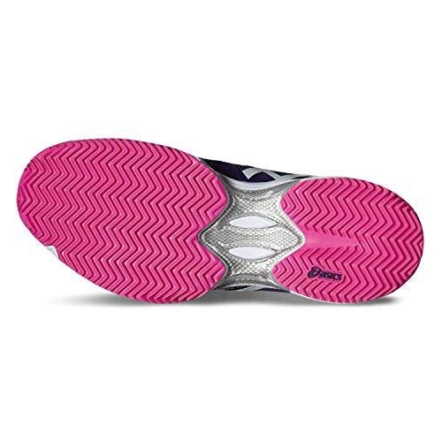 Asics Gel-Challenger 10 - Zapatillas de Tenis de Sintético Para Mujer lila (62)