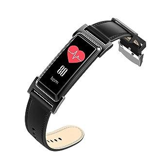 OSYARD Montre Connectée Bracelet Intelligent Kr03 Moniteur FréQuence Cardiaque dascenseur de Main Lumineux D